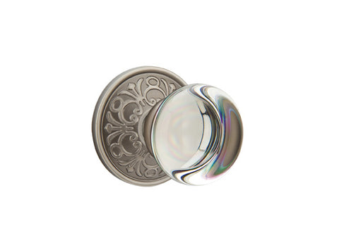 Providence Crystal Knob  EMTEK  Passage/Privacy Knobs