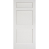 3 Panel Alternate 4 (C36) | MASONITE | Interior Wooden Door | Le Chateau Collection