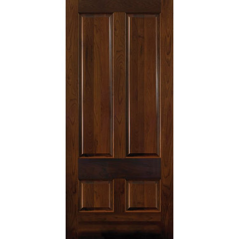 4 Panel Alternate 3 (C42)  MASONITE  Exterior Wooden Door