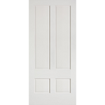 4 Panel Alternate 3 (C42) | MASONITE | Interior Wooden Door | Le Chateau Collection