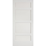 4 Panel Alternate 8 (C48) | MASONITE | Interior Wooden Door | Le Chateau Collection