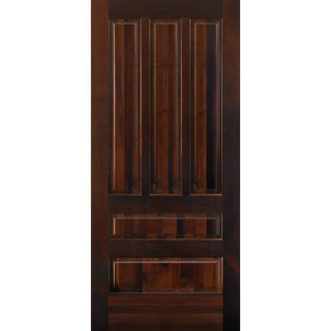 5 Panel Alternate 3 (C54)  MASONITE  Exterior Wooden Door