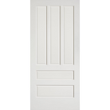 5 Panel Alternate 3 (C54) | MASONITE | Interior Wooden Door | Le Chateau Collection