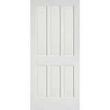 6 Panel Vertical (C61) | MASONITE | Interior Wooden Door | Le Chateau Collection