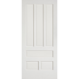 6 Panel Alternate 2 (C63) | MASONITE | Interior Wooden Door | Le Chateau Collection
