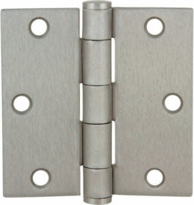 "3 1/2″ X 3 1/2 X 0.123"" Commercial Plain Bearing Hinge  Philadelphia Hardware  Door Hinge"