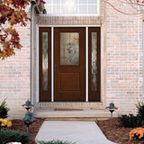 Fiber Classic® Mahogany Collection™  THERMA-TRU  Fiberglass Door