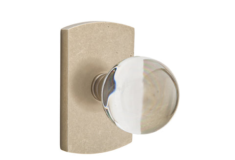 Bristol Knob - Bronze  EMTEK  Passage/Privacy Knobs