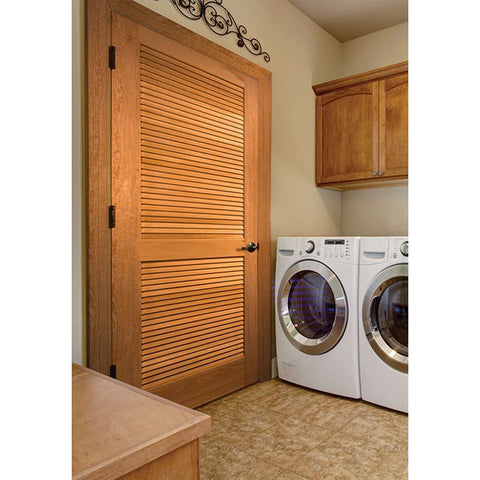 Louver over Louver (730)  MASONITE  Interior Wooden Door  Louver Collection