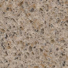Toasted Almond™  Prefabricated Countertops