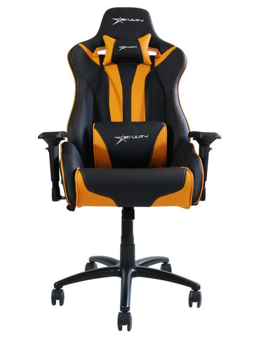 Flash FLG - Black & Orange