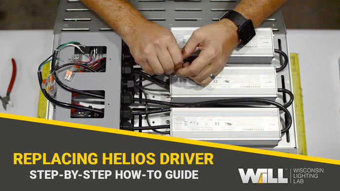 How To: Field Replacement Of Helios LED Driver By Licensed Electrical Contractor