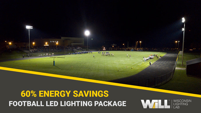 Campbellsport High School Football Field LED Lighting Project