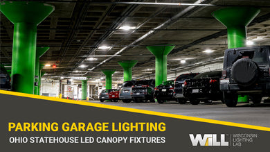 LED Parking Garage Lighting Package | Ohio Statehouse