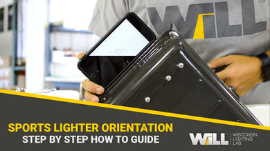 How To: Sports Lighter Orientation | Step By Step Guide