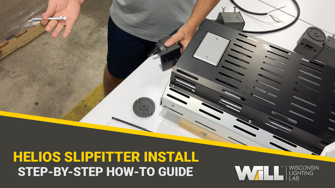 How To: Slipfitter Install on High-Output Helios LED Fixture