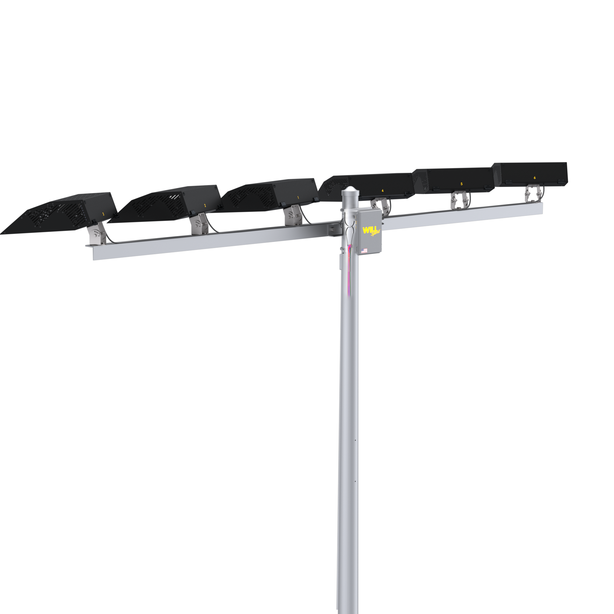 WiLLsport™ KBX-R Sports Lighting System