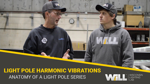 Light Pole Harmonic Vibrations & Failures Explained | Anatomy Of A Light Pole