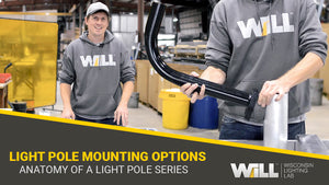 Light Pole Mounting Options | Anatomy Of A Light Pole