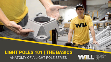 Light Poles 101 | Learn The Basics | Anatomy Of A Light Pole
