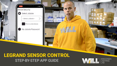 How To: Standard High Bay Lighting Motion Sensor Settings & Adjustments For Legrand Wattstopper®