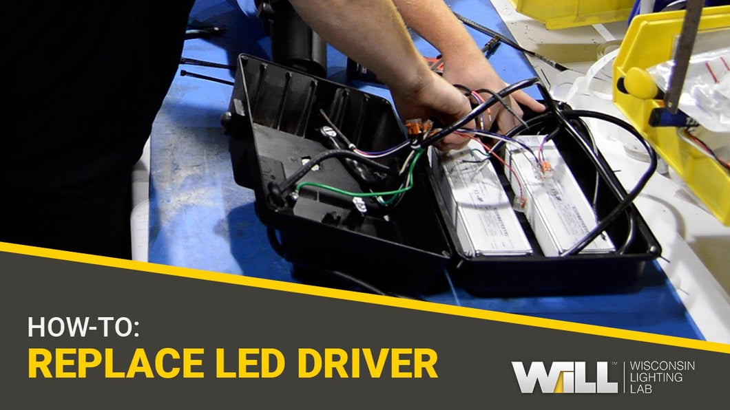 How-To: Sports Lighter LED Driver Replacement