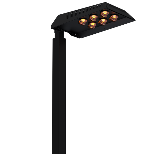 NAFCO® GT Series Amber LED Light Fixtures