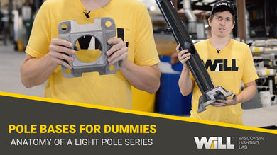 Fundamentals of Light Pole Bases | Anatomy Of A Light Pole
