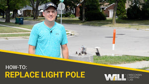 How-To: Replace A Knocked Down Light Pole