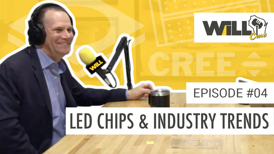 LED Chips & Emerging LED Lighting Industry Trends, feat. CREE