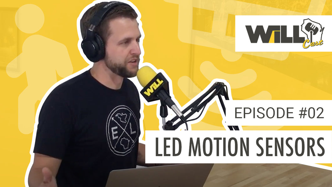LEDs & Motion Sensors: Settings, Adjustments, & Applications