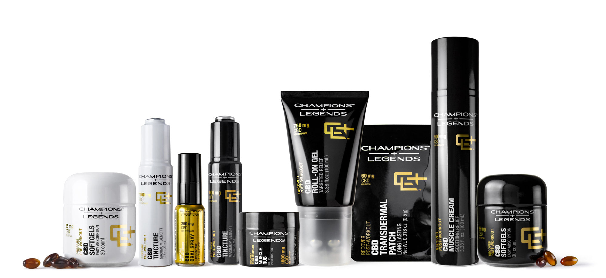C+L Product Lineup