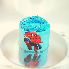 Load image into Gallery viewer, Spiderman Cake