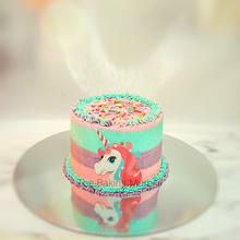 Load image into Gallery viewer, Unicorn Cake