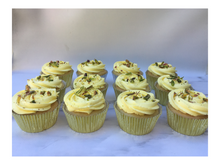 Load image into Gallery viewer, Indian Dessert Rasmalai Flavour Cupcakes