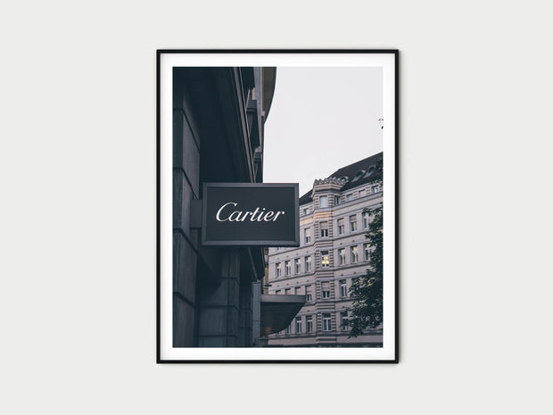 Cartier Storefront [085]