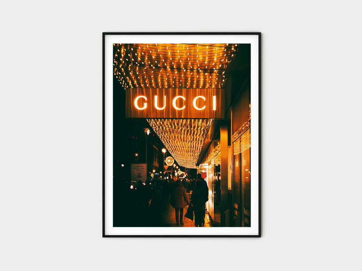 Gucci Gold Store [041]