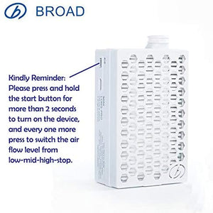 Broad Airpro Mask (2nd Gen.) + Six of KN95 Masks With Tube Hole - Broad Airpro Mask Online Store