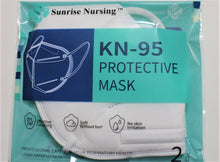 Load image into Gallery viewer, Two of KN95 Face Mask With Tube Hole - Broad Airpro Mask Online Store