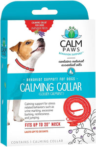 Calm Paws Calming Collar for Dogs - Canine's World