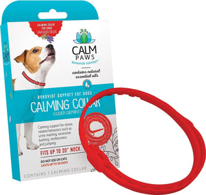 Canine's World Dog Calming Collars Calm Paws Calming Collar for Dogs