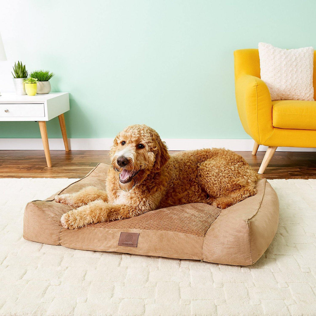 American Kennel Club Memory Foam Sofa Extra Large Dog Bed, - Canine's World