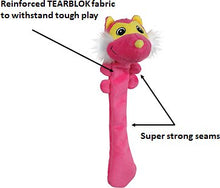 Load image into Gallery viewer, Smart Pet Love Tender Tuff Pink Squirrel Dog Toy - Canine's World