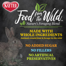 Load image into Gallery viewer, Kaytee Food From the Wild Rabbit Food - Canine's World