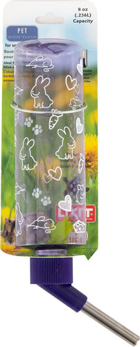 Lixit Deluxe Heavy Duty Water Bottle - Clear - Canine's World