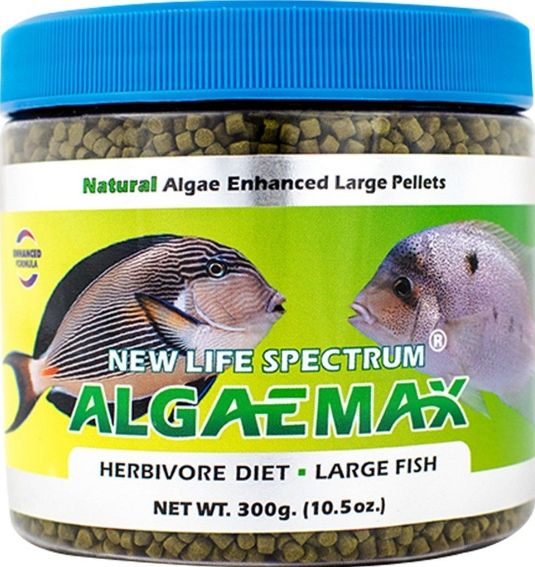 New Life Spectrum Algaemax Large Sinking Pellets - Canine's World