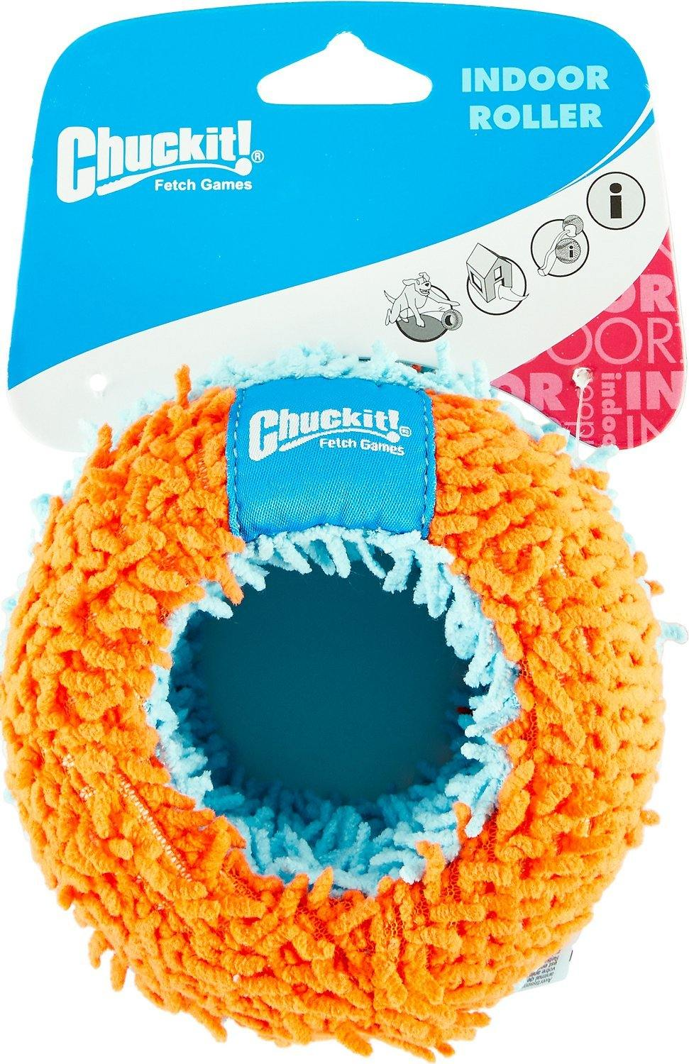 Canine's World Dog Disc Toys Chuckit! Indoor Roller