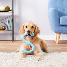 Load image into Gallery viewer, West Paw Zogoflex Bumi Dog Toy, Aqua Blue, - Canine's World