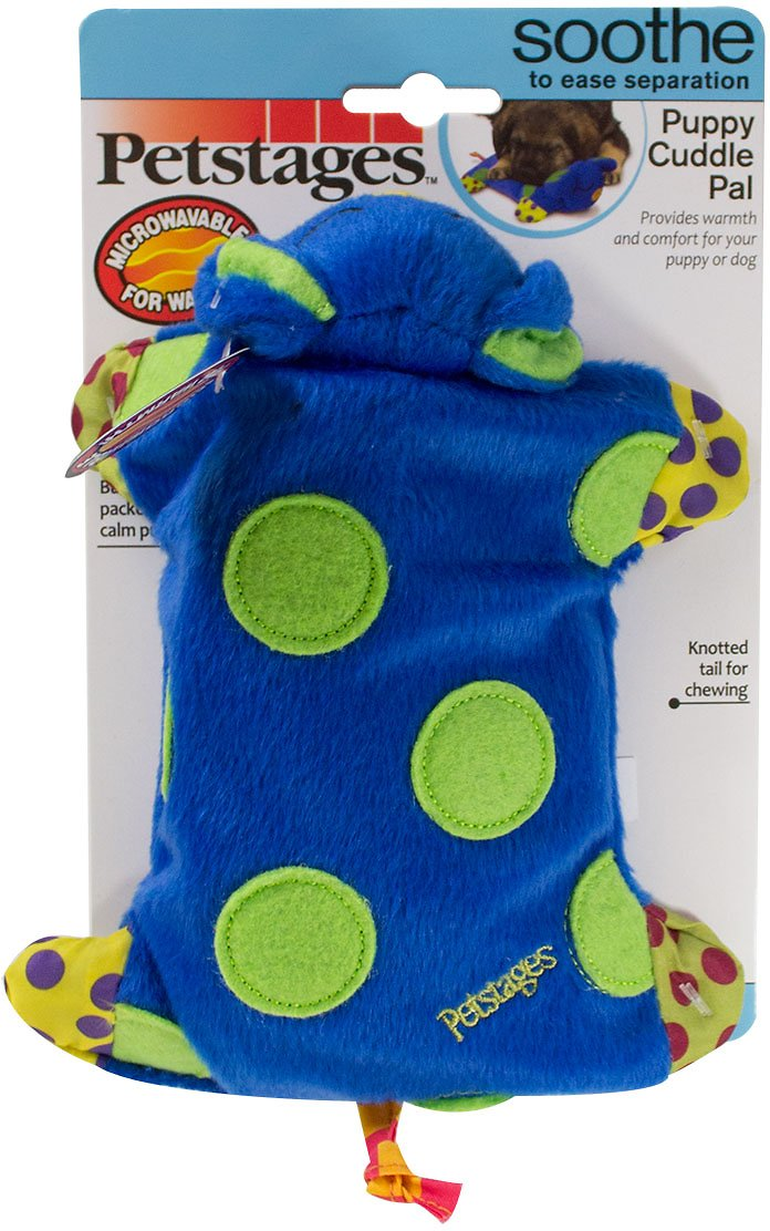Canine's World Petstages Stuffed Toys Petstages Puppy Cuddle Pal Dog Toy