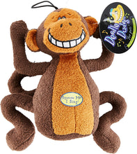 Load image into Gallery viewer, Multipet Deedle Dude Singing Plush Dog Toy, - Canine's World